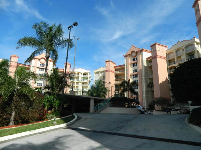 Oleander Pointe Condos Building A and B