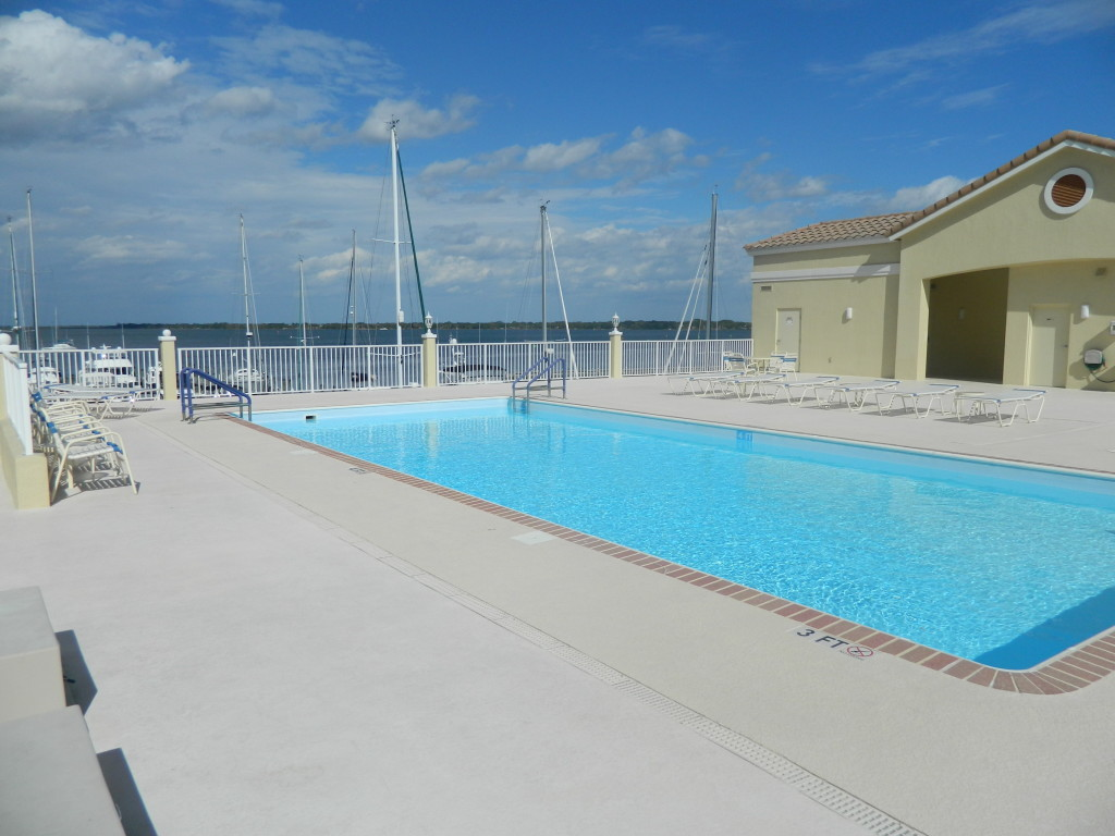 Whitley Bay Condos Pool