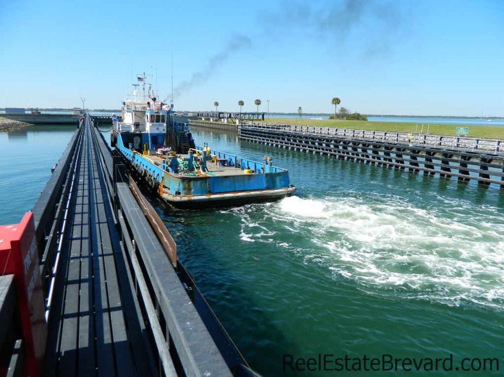 Port Canaveral Lock
