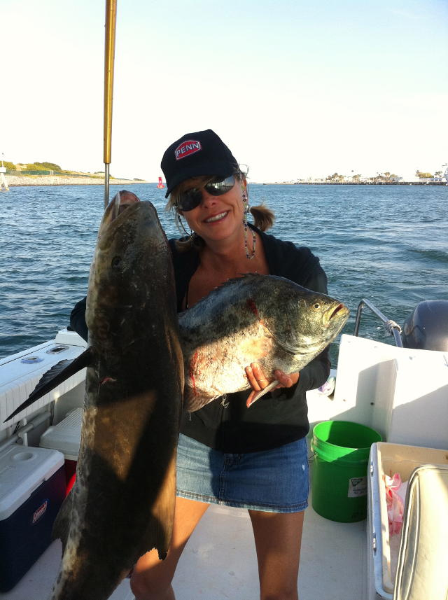 Port Canaveral Cobia Fishing