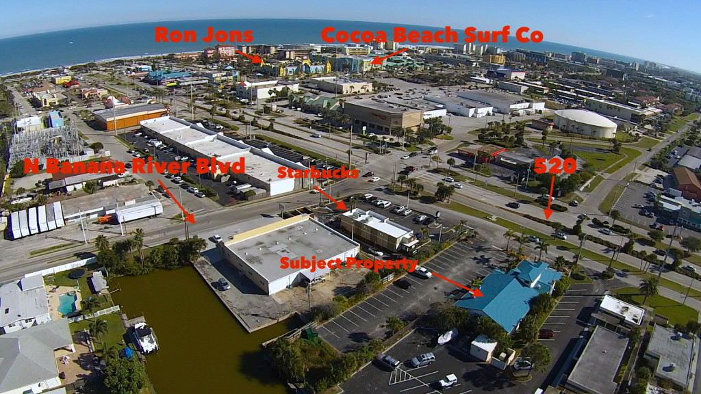 Cocoa Beach Commercial Real Estate